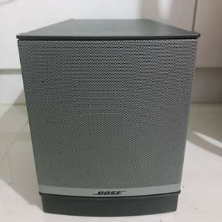 Bose Companion 3 Series ll speaker system