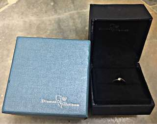 Diamond Ring from Diamond & Platinum