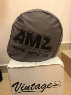 AMZ 頭盔(全新)