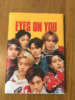 Kpop GOT7 Eyes On You 專輯