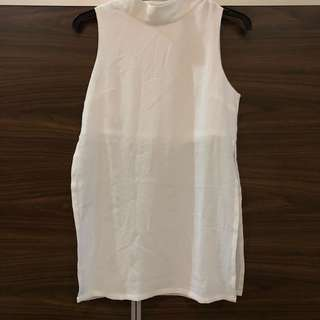 CLOTH INC white top