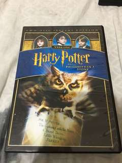 Harry Potter and the Philosopher's Stone Two Disc Special Edition