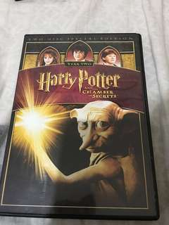 Harry Potter and the Chamber of Secrets Two Disc Special Edition