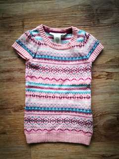 H&M cable knit top