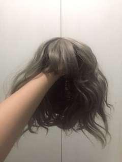 Aoki Linen Gray Wig