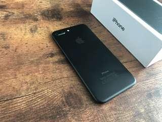IPHONE 7 PLUS 256GB MY MATT BLACK OFFICIAL