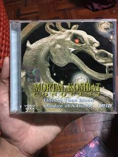 Mortal Kombat Conquest VCD