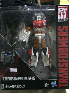 Transformers Silverbolt Combiner Wars