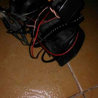 Sound siren 5 bunyi siap loud speaker