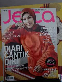 MAJALAH JELITA OCTOBER 2017
