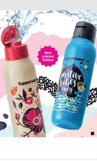 Tupperware Water Bottle (1) 750ml