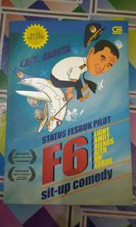 Status Fesbuk Pilot F6 Sit-Up Comedy