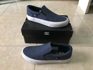Original DC Slip On Sneakers