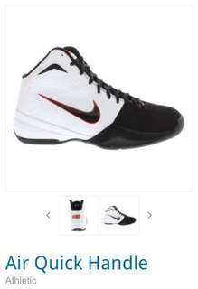 Nike air quick handle