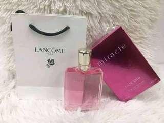 Lancome Perfume US Tester