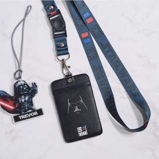 CUSTOM LANYARD star wars storm trooper