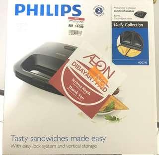 Philips Sandwich Makers