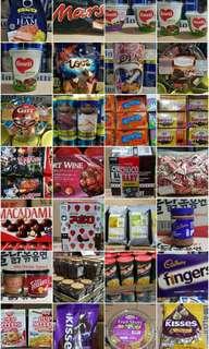 Assorted Chocolates (PRICE VARIES PER BRAND)