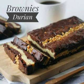 Brownies duren bakar