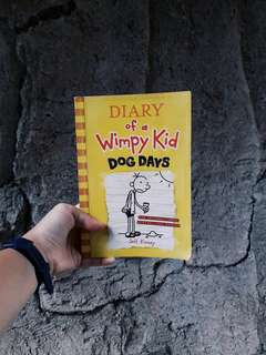Diary of a Wimpy Kid: Dog Days (English Version)
