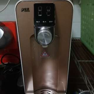 Water dispenser and  purifier