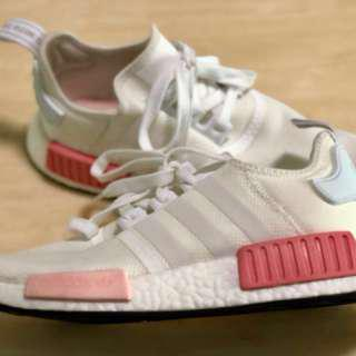 "NMD R1 ""WHITE ROSE"" COLOUR LIMITED AVAILABILITY"