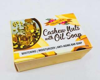 Cashew Nuts with Oil Soap