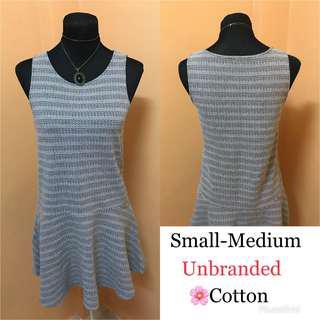Plaid Casual Dress