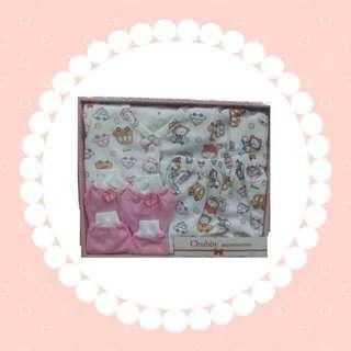 Newborn Girl Gift Set 4pcs sets