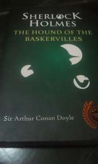 Novel - Sherlock Holmes the hound of the Baskerville's