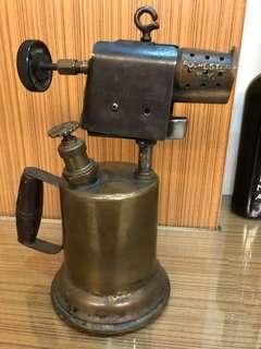 🚚 美國古董噴燈