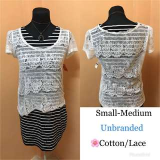 Lace Office Dress
