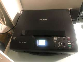 Printer + Scanner (brother) 打印機 + 影印