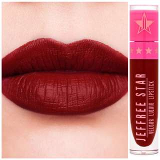 BN JEFFREE STAR UNICORN BLOOD VELOUR LIQUID LIPSTICK