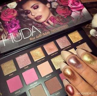 Huda Beauty REMASTERED ROSE GOLD Eyeshadow