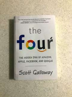 🚚 The Four - Scott Galloway