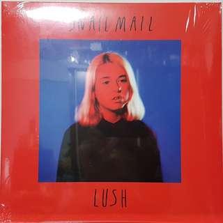 Vinyl LP : Snail Mail - Lush