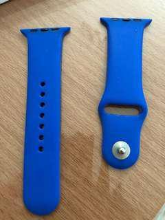 Apple Watch Rubber Strap (OEM) - 42mm