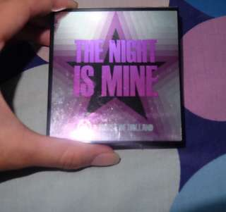 The body shop the night is mine