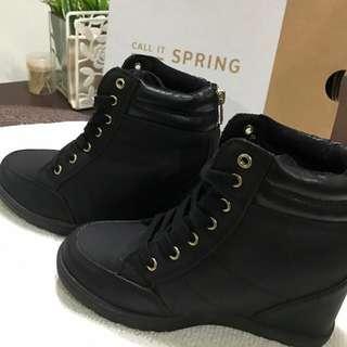 Call It Spring Wedge Sneakers