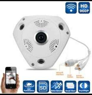 360° IP Camera