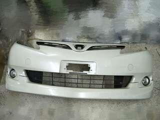 Estima front bumper and bodykit