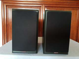 Dynaudio DM2/6 with 2 stands