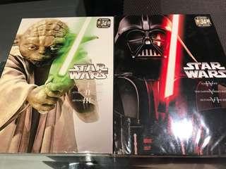 Star Wars trilogy (6 movies)