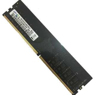 Ram Memory Samsung DDR4 PC-4 8GB PC/LONGDIMM Original Samsung Produk