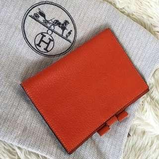 Hermes passport holder