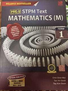 Mathematics STPM Pre-U