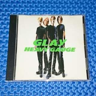 🆒 GLAY - Heavy Gauge [1999] Audio CD