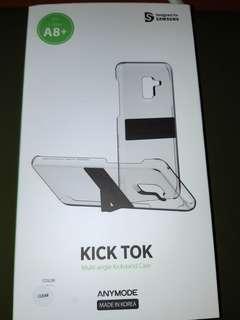 Samsung A8+ Kick Tok Phone Case