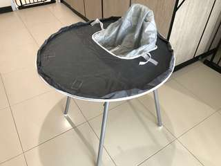 🚚 Protective round cover for baby chair
